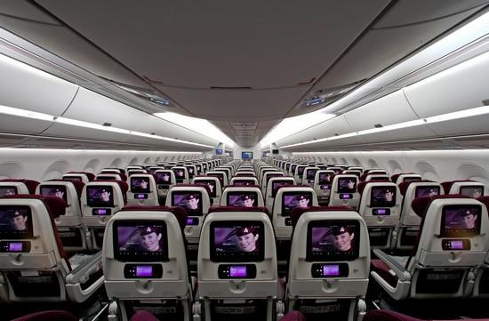 Qatar Airways эконом класс